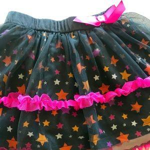 4/$10 Hello Kitty Tulle Skirt